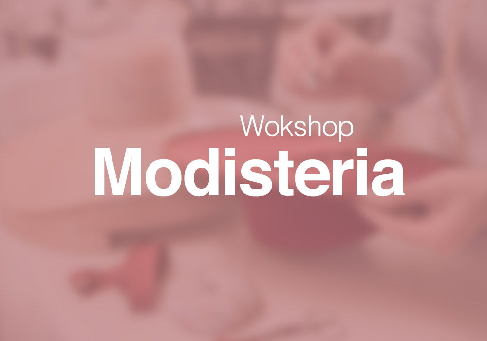 icona workshop Modisteria
